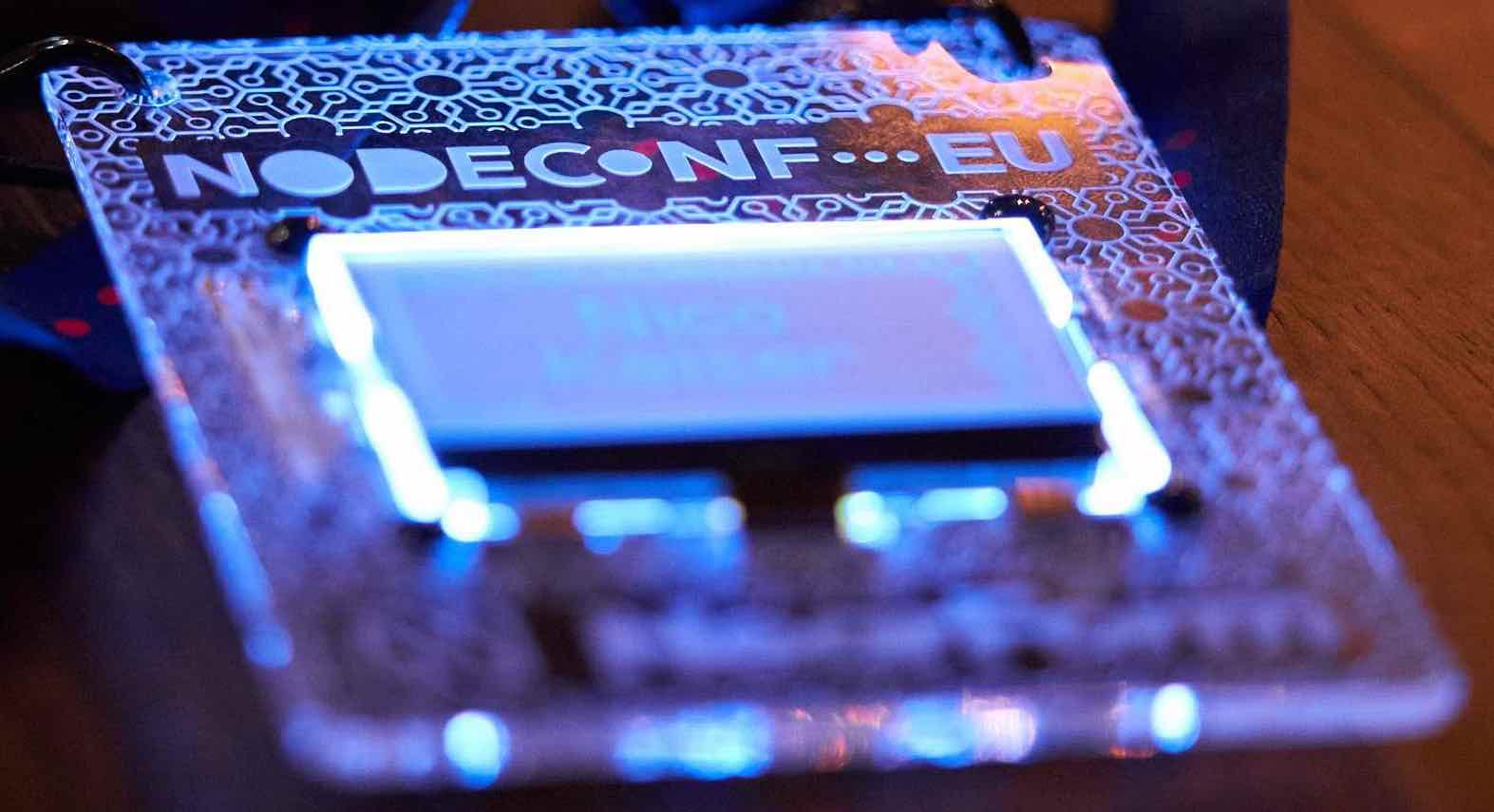 Bright Badge